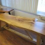 Ahorn Tisch (Ugestell Modell 2)(2)