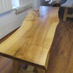 Ahorn Tisch (Ugestell Modell 2)(3)