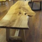 Ahorn Tisch (Ugestell Modell 2)(4)