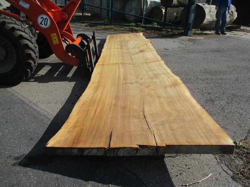tischplatte p 004 06 ein eichentisch aus massivem stammholz. Black Bedroom Furniture Sets. Home Design Ideas
